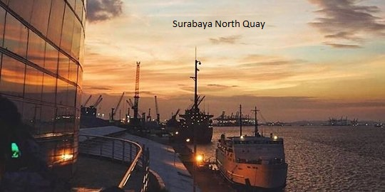 Surabaya North Quay